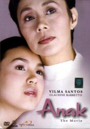 Anak the movie poster 2000