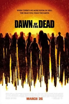 Dawn of the Dead poster 2004