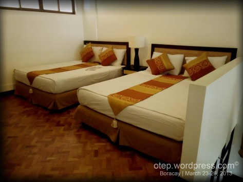 Living Room 2nd Floor (Loft Suite Alta Vista De Boracay)