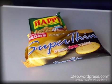 Free Snacks PAL Express