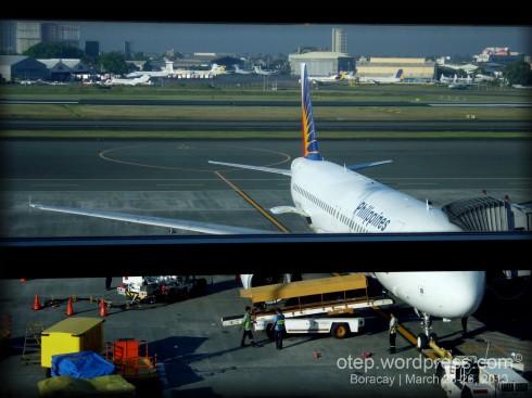 PAL EXPRESS Airplane