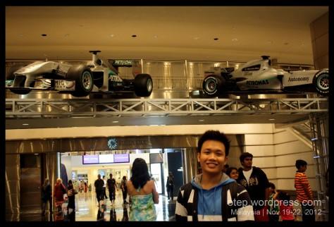 Inside Petronas Twin Towers Entrance