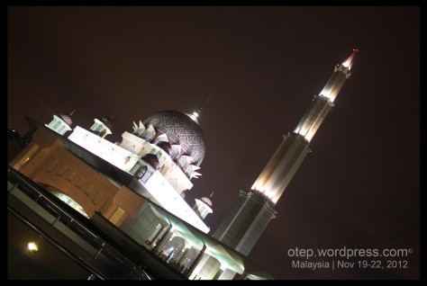 Putra Mosque / Pink Mosque