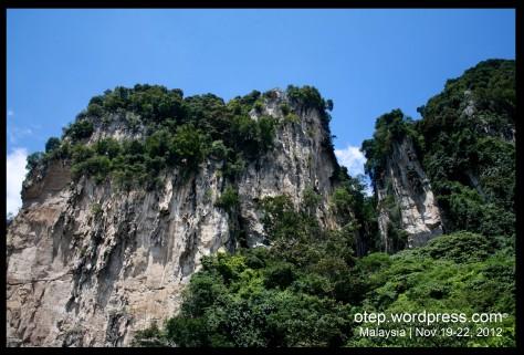 Batu Caves Limestone Hill