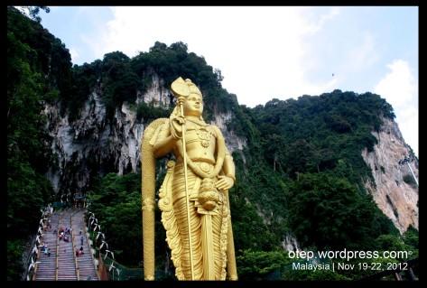 Statue of Murugan