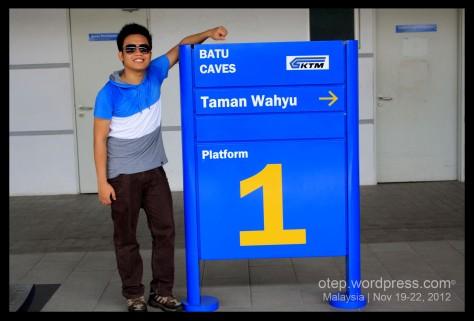 Batu Caves Station