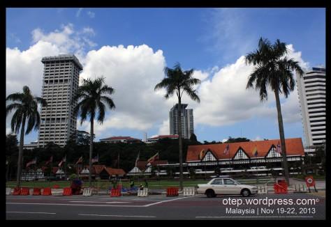Royal Selangor Club, Merdeka Square