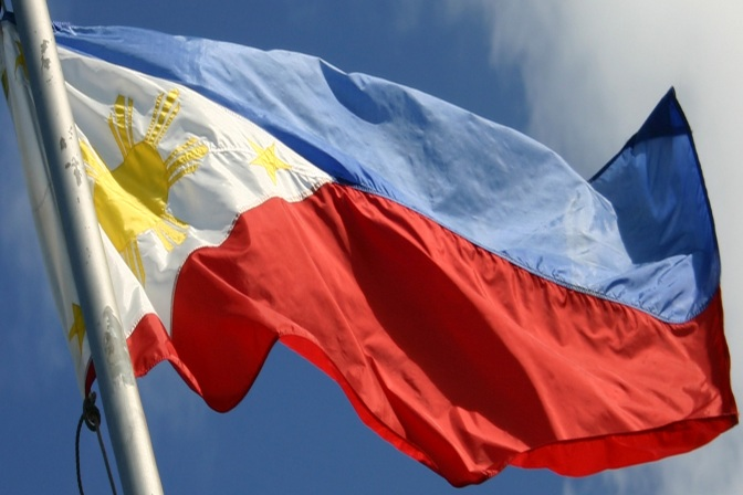 Philippines-Flag-Waving-in-the-Air