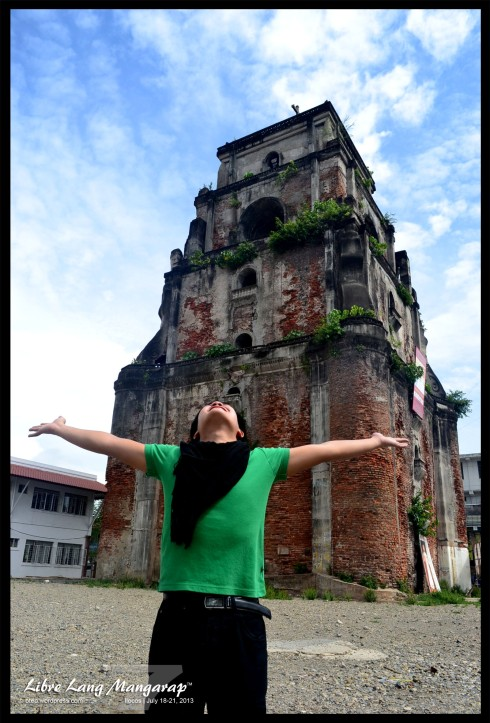 SHRINKING BELL TOWER ILOCOS NORTE