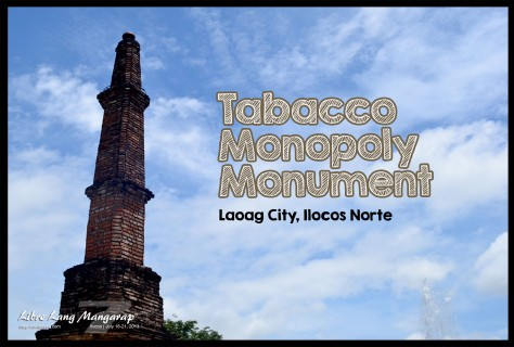 tabacco monopoly monumen2t