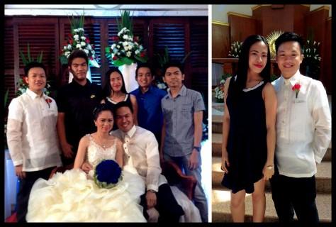 ron's wedding
