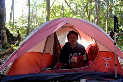Tent Otep