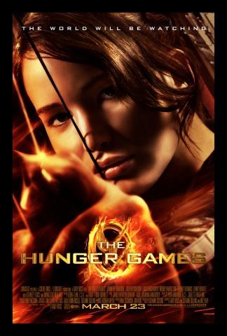 Hunger games 2012