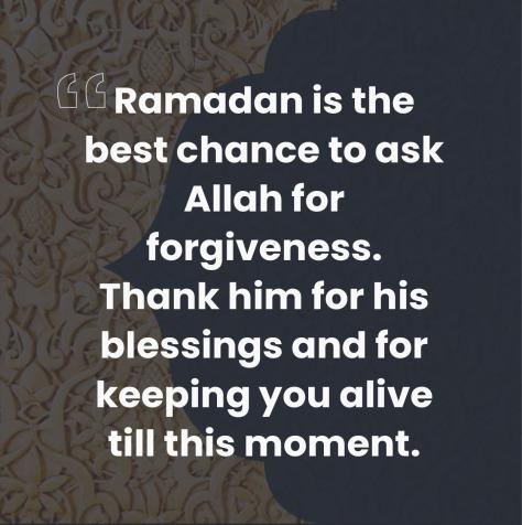 1 ramadan quotes