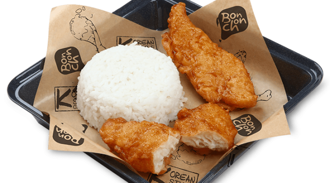 (DAY 151/366) GOODBYE CHICKEN FOR NOW, HELLO FISH FROM BONCHON