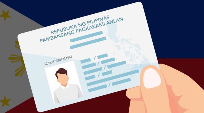 PAANO KUMUHA NG PHILIPPINE NATIONAL ID?